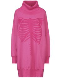 Limi Feu Short Dress - Pink