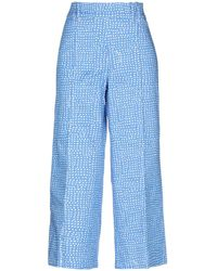 Roberta Scarpa Casual Pants - Blue