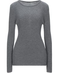 Elie Tahari Sweater - Gray