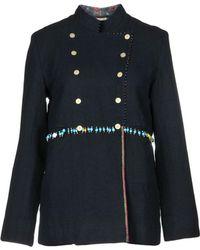 Péro Jacket - Blue