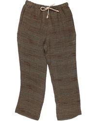 MASSCOB Casual Trouser - Brown
