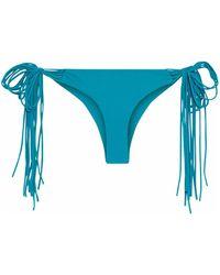 Mikoh Swimwear Slip mare - Blu