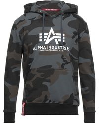 Alpha Industries Sweat-shirt - Marron