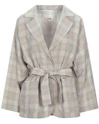 Suoli Suit Jacket - Grey