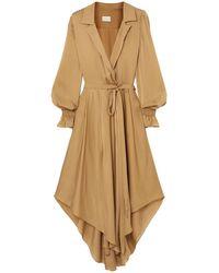 ARJE Long Dress - Natural