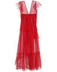 I'm Isola Marras Long Dress - Red