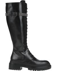 Fabiana Filippi Knee Boots - Black