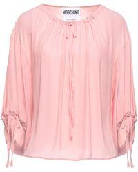 Moschino Blouse - Pink
