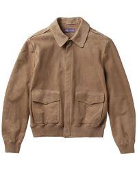 Ralph Lauren Purple Label Jacket - Multicolor
