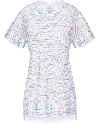 Lucas Hugh Camiseta - Blanco