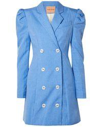 Maggie Marilyn Short Dress - Blue