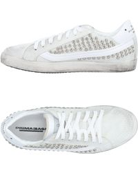 Primabase Low-tops & Trainers - White