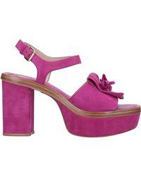 Fratelli Rossetti Sandals - Purple