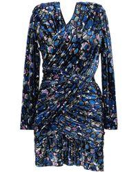 Balenciaga Vestito corto - Blu