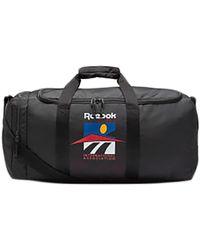 Reebok Travel Duffel Bag - Black
