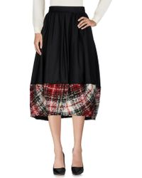 Ultrachic - 3/4 Length Skirts - Lyst