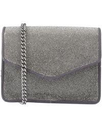Alberta Ferretti Cross-body Bag - Grey