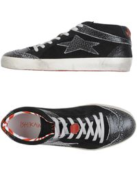 77961f3772f4 Lyst - Jeremy Scott for adidas Low-tops   Trainers in Black for Men