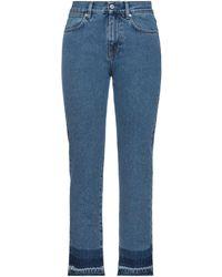 McQ Pantalones vaqueros - Azul