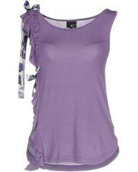 Just Cavalli T-shirt - Purple