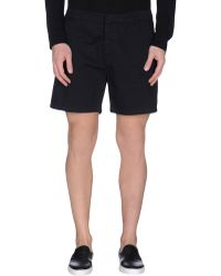 Band of Outsiders | Bermuda Shorts | Lyst