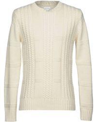 Gant Rugger Sweater - White
