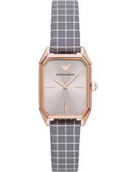Emporio Armani Wrist Watch - Grey