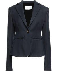 Cedric Charlier Suit Jacket - Multicolor