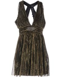 TOPSHOP - Short Dresses - Lyst