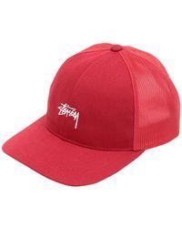 Stussy Cappello - Rosso