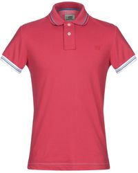 Henry Cotton's Polo - Rouge