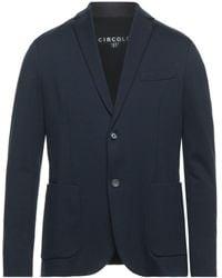 Circolo 1901 Suit Jacket - Blue
