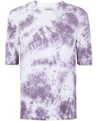 Laneus Camiseta - Morado