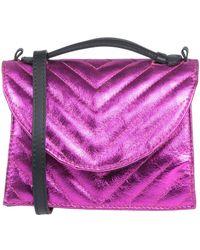 Imemoi Handbag - Purple