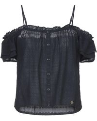Superdry Blouse - Blue