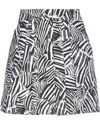 Missoni Mini Skirt - White