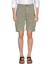 Pepe Jeans Bermuda Shorts - Green
