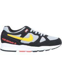 Nike Low Sneakers & Tennisschuhe - Grau