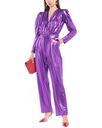 ACTUALEE Jumpsuit - Purple