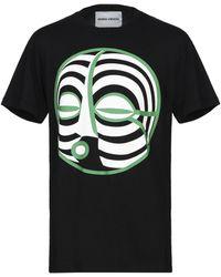 Henrik Vibskov T-shirts - Schwarz