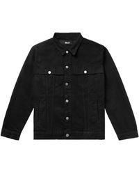 Billy Denim Outerwear - Black