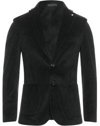 Exibit Suit Jacket - Black