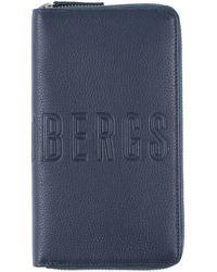 Bikkembergs Wallet - Blue
