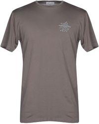 Daniele Alessandrini Homme T-shirt - Grey