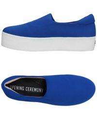 Opening Ceremony Sneakers - Blau
