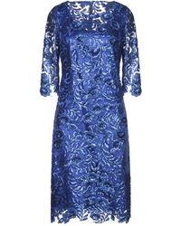 Antonio D'errico Knee-length Dress - Blue