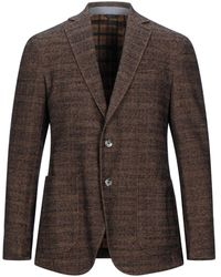 Tombolini Suit Jacket - Brown
