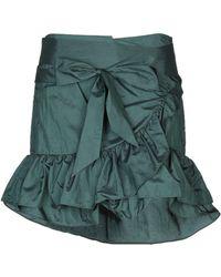 Isabel Marant Knee Length Skirt - Green