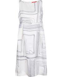 Roberto Musso - Short Dress - Lyst