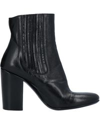Rocco P Ankle Boots - Black